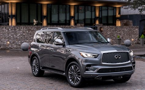 2020 Infiniti Qx80 Monograph by 2020 Infiniti Qx80 Monograph Release Date Rating Review