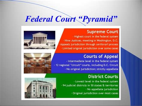 The Judicial Branch Sections