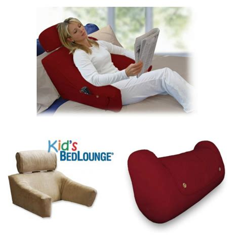bed pillows for sitting up lounge in comfort with the bedlounge beautiful touches
