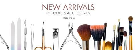 Beauty Products: Tools & Accessories