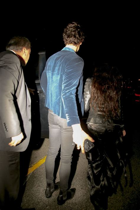 Camila Cabello Shawn Mendes Seen Kissing After