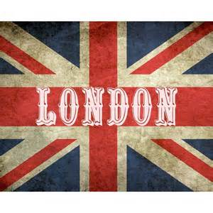 London England Flag
