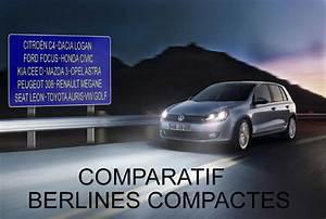Meilleure Voiture Compacte : comparatif quelle est la meilleure berline compacte ~ Maxctalentgroup.com Avis de Voitures