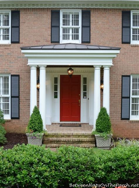 cost to add a front porch 25 best ideas about portico entry on pinterest side