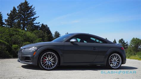 Review Audi Tts Coupe by 2016 Audi Tts Coupe Review Slashgear