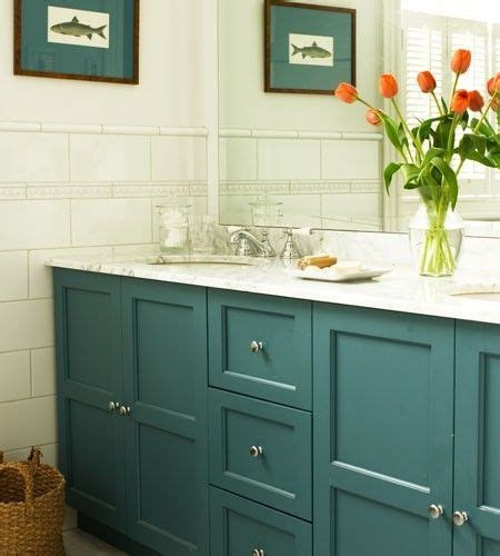 Colorful Bathroom Vanity 25 inspiring and colorful bathroom vanities bathroon
