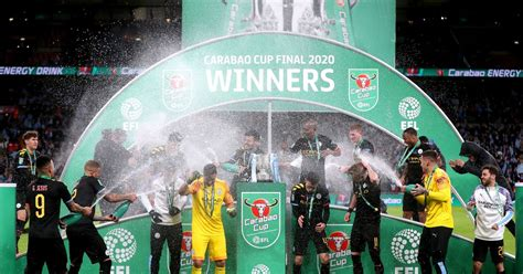 Explained: How Man City's Carabao Cup win will affect ...