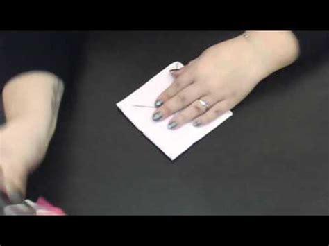 pliage en papier n 233 nuphare avec 2 couleurs