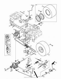 Mtd 13a278xs099  247 203723   T1200   2015  Parts Diagram
