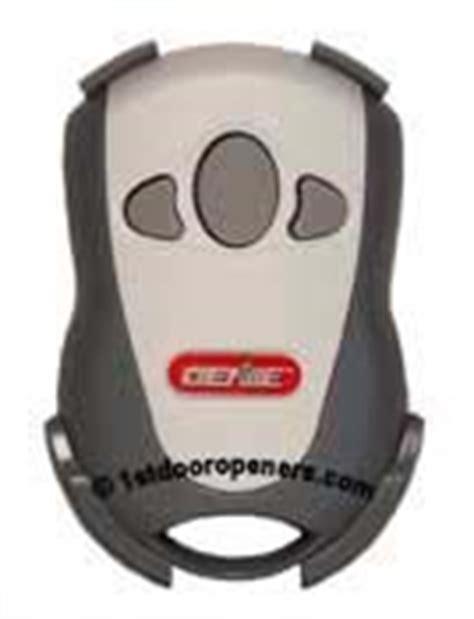 genie garage door remote battery excelerator compatible garage door opener parts
