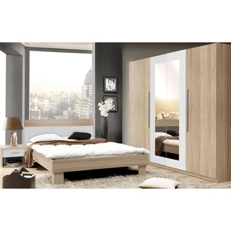 cdiscount chambre a coucher adulte chambre complète adulte achat vente chambre complète