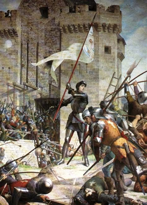 siege d orleans battle of orleansin joan of arc 39 s footsteps