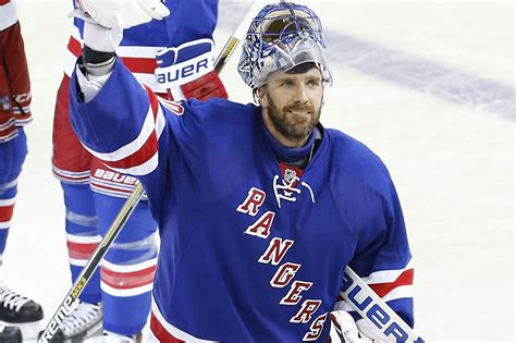 Rangers buying out Henrik Lundqvist in bittersweet end of ...