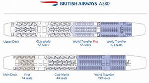 Video: inside British Airways' new Airbus A380 ...