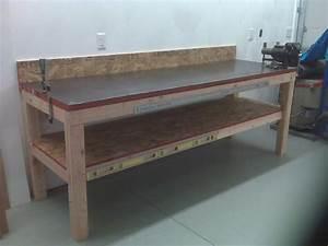 Steel Workbench Top BEST HOUSE DESIGN : Great Ideas Steel