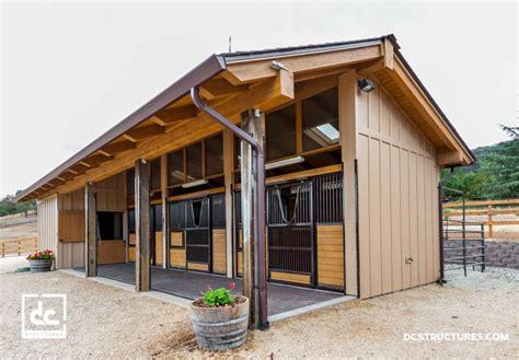 barn kits for california barn kits dc structures