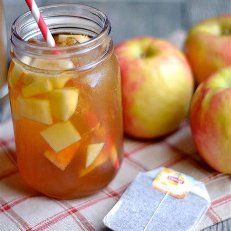 apple cider iced tea recipe
