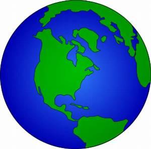Globe Terrestre Carton : earth globe dan gerhrads med free images at vector clip art online royalty free ~ Teatrodelosmanantiales.com Idées de Décoration
