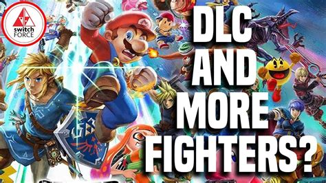 smash bros ultimate dlc plans new characters youtube