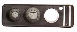 Gauge Cluster Speedometer 1969 Vw Bus Transporter Bay