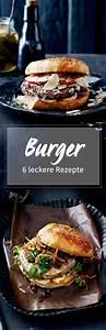 Hamburger Grillen Rezept : burger de luxe burger grillen rezept rezepte und burger ideen ~ Watch28wear.com Haus und Dekorationen