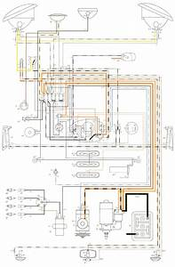 Vw Bus Wiring Diagram  Vw  Free Engine Image For User