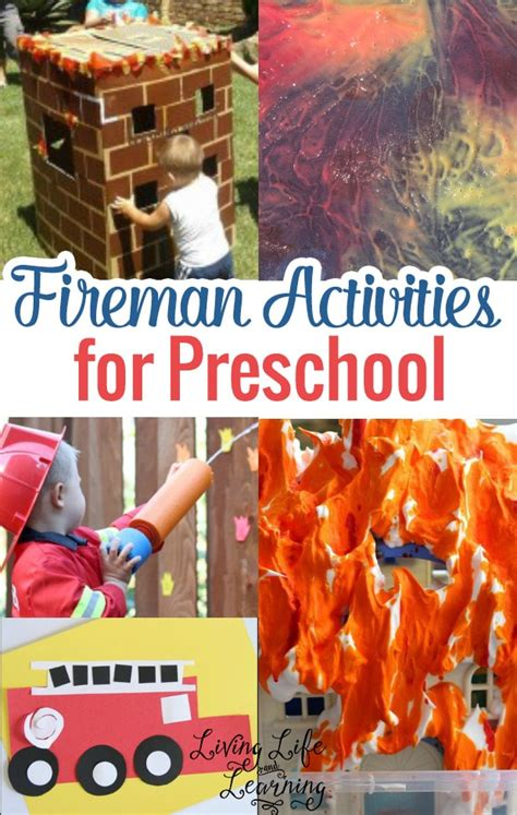 fireman preschool printables 442 | Fireman activities for preschool