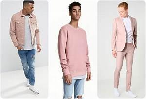 Tenue été Homme : mode homme 9 pi ces en rose pour l 39 t 2017 look mode ~ Mglfilm.com Idées de Décoration