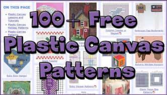 more and better free plastic canvas patterns allcrafts free crafts update