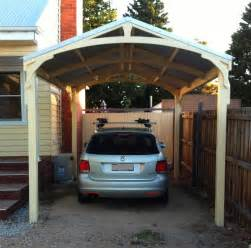 Smart Placement Car Carport Designs Ideas by Carport Timber Outdoor Living