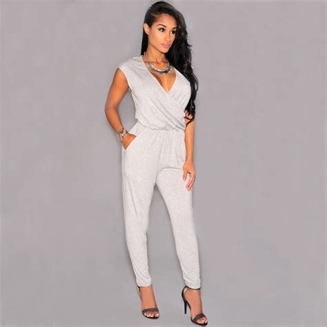 all white jumpsuit for 2015 style s bandage all white jumpsuits