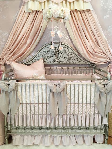 Glam Nursery Ideas Thenurseries