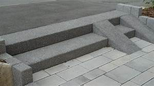 Treppenstufen Außen Beton : au entreppe aus granit beton naturstein waschbeton wagner treppenbau mainleus ~ Frokenaadalensverden.com Haus und Dekorationen