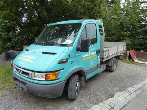 transporter gebraucht kaufen iveco 35c12 transporter gebraucht kaufen auction premium