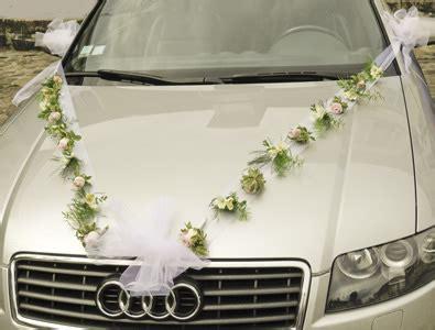 decoration capot voiture mariage d 233 coration de voiture