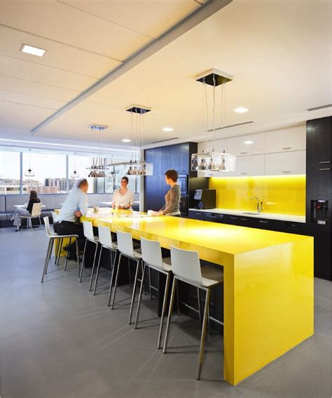 designing  employee interaction corporate interiors