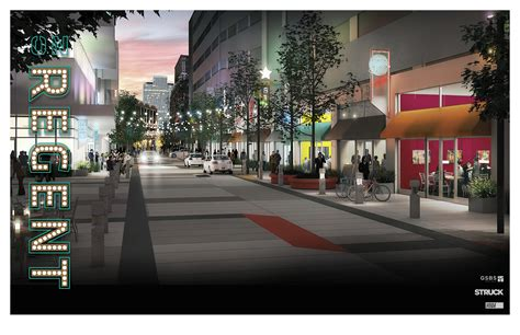 City Unveils New Plans For Downtown Regent Street By