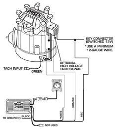 gm hei distributor and coil wiring diagram yahoo image