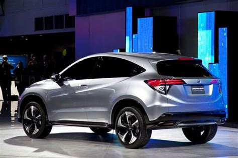 honda hr  redesign car reviews rumors