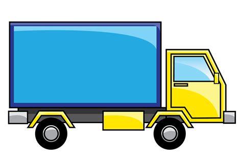 Truck Clip Fedex Clipart Semi Truck Pencil And In Color Fedex