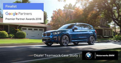 Motorwerks Bmw by Motorwerks Bmw Study Dealer Teamwork