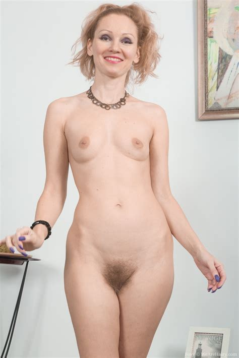 Foxy Strips Naked While Vacuuming At Home