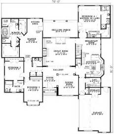 in suite plans house plans with in suites plan w5906nd spacious design with in suite