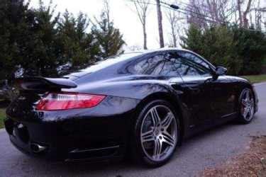 2009 Porsche 911 Turbo White For Sale Craigslist