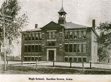 garden grove high school iagenweb decatur county ia garden grove school no 1