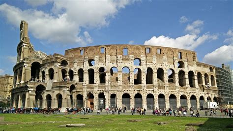 The Colosseum Rome Italy Visions Of Travel
