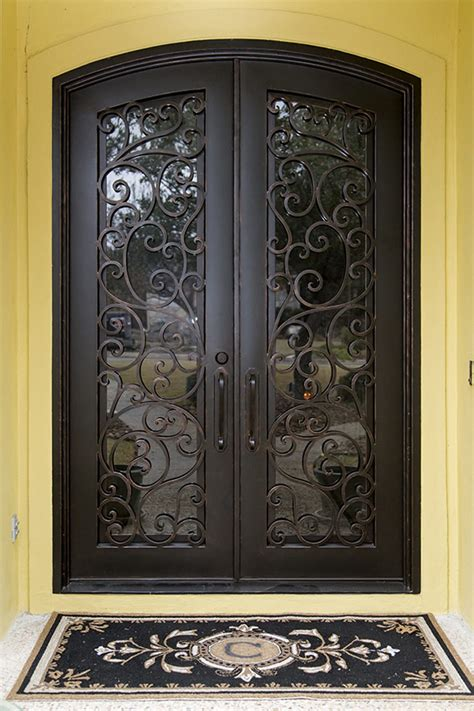 san antonio wrought iron entry doors custom wrought iron