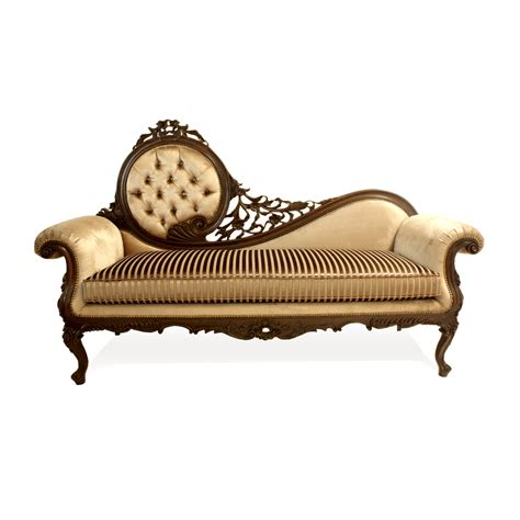 chaise com cleopatra chaise galleria gni