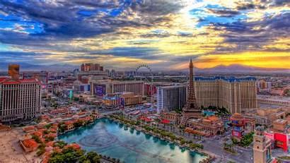 Vegas Las Cosmopolitan Sunrise Desktop Morning Hotel