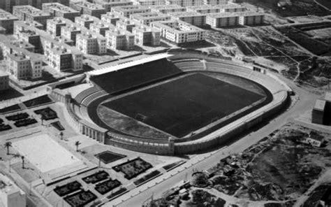 Se Cumplen 60 Años De La Inauguración Del Estadio
